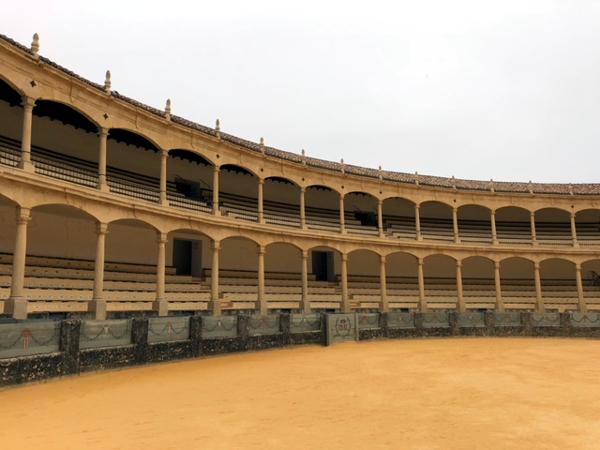 Bankreise, Andalusien, 2018