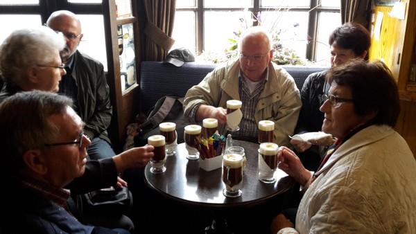 Bankreise 2017, IRLAND