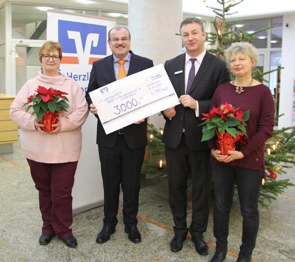 Tafel Burgkunstadt, Raiffeisenbank Obermain Nord eG