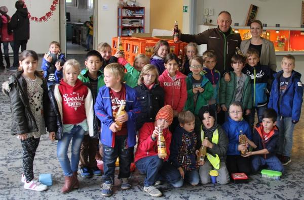 Grundschule Altenkunstadt, Plassenburg Kelterei, Raiffeisenbank Obermain Nord