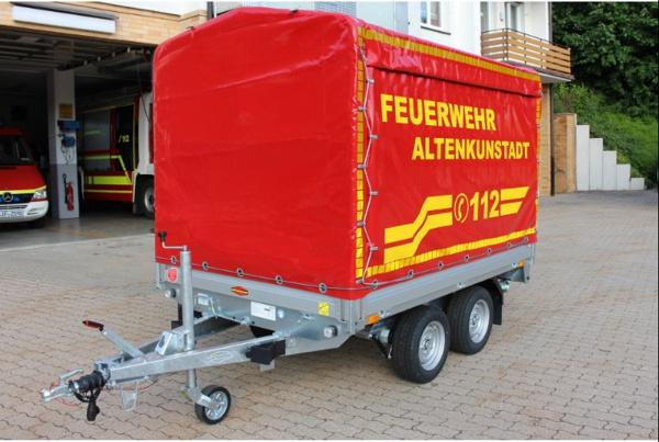Anhänger, Feuerwehr Altenkunstadt