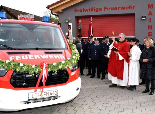 Freiwillige Feuerwehr Maineck