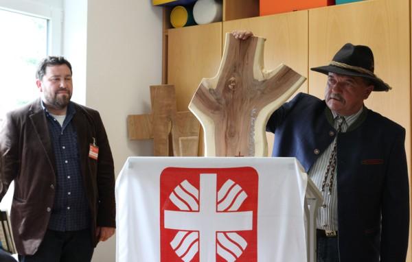 v.l.: Markus Kleinhenz und Michael Ronalter