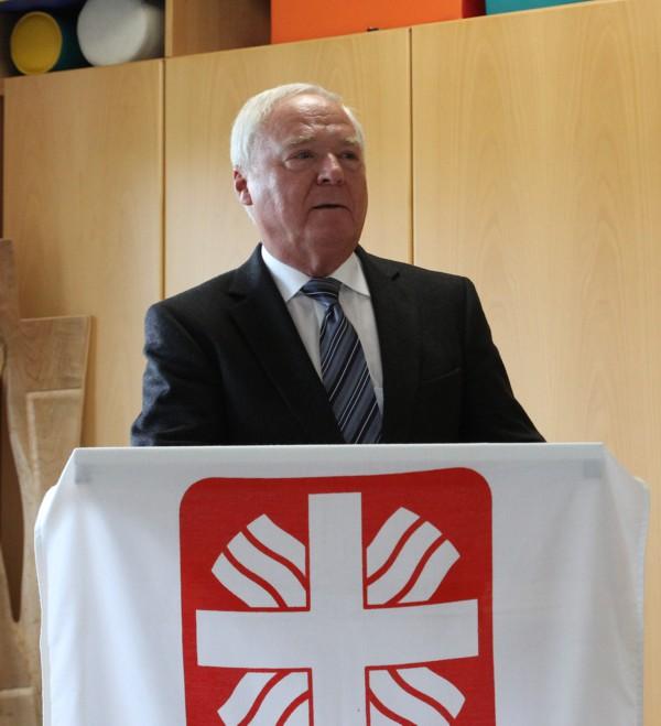 Stellvertretender Landrat Helmut Fischer