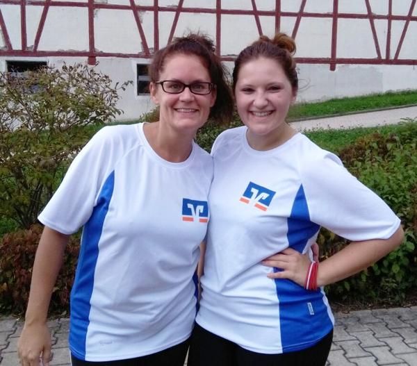 Regens Wagner Fitnesslauf; Teilnehmer Raiffeisenbank Obermain Nord eG