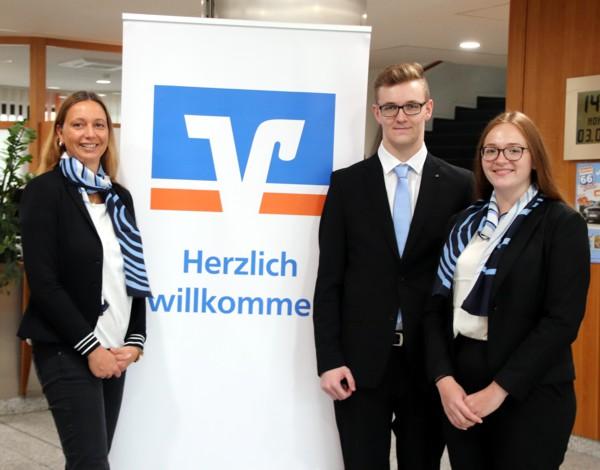 Anja Vorndran-Ramming, Patrick Konrad, Jule Lorenz