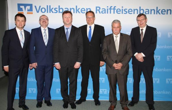 Vertreter des Genossenschafts-Kreisverbandes Lichtenfels