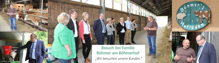Familie Böhmer, Großziegenfeld, Raiffeisenbank Obermain Nord