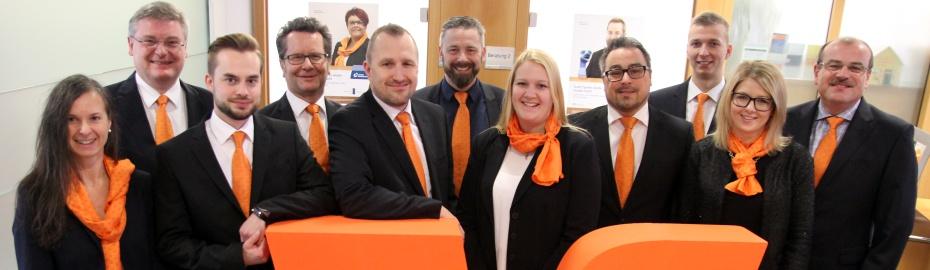 Mitarbeiter, Raiffeisenbank Obermain Nord eG
