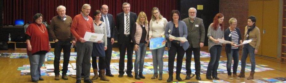 Jugend Creativ, Jury, Raiffeisenbank Obermain Nord, Lichtenfels, Kreisverband