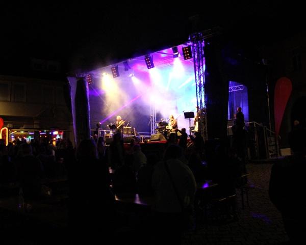 Klangfeder, Konzert, Burgkunstadt