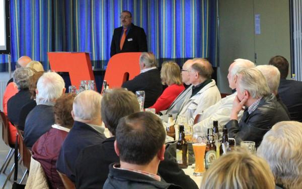 Mitgliederversammlung in Schwarzach