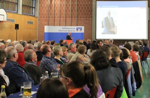 Mitgliederversammlung in Schwürbitz