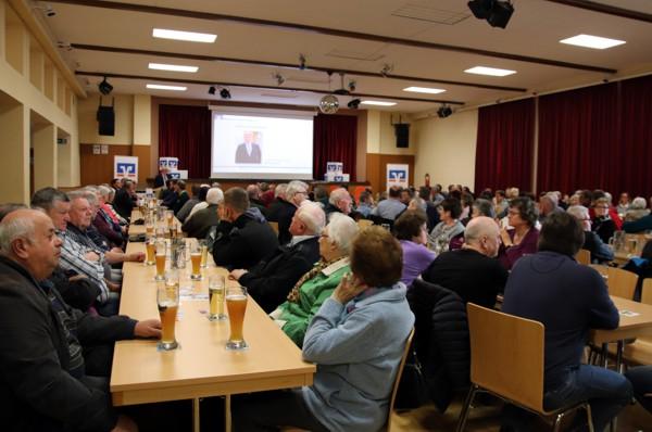 Mitgliederversammlung, Weismain