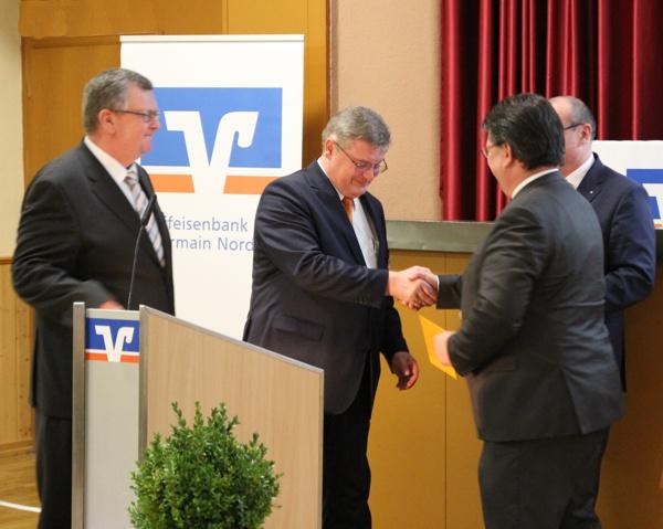 Mitgliederversammlung in Weismain