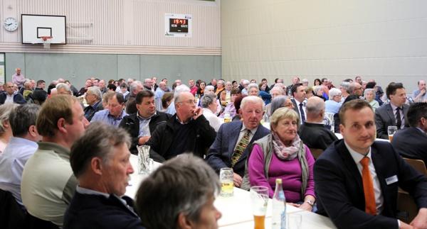 Mitgliederversammlung in Weißenbrunn