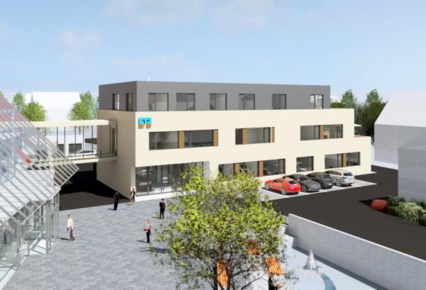 Neubau BeratungsCenter Altenkunstadt