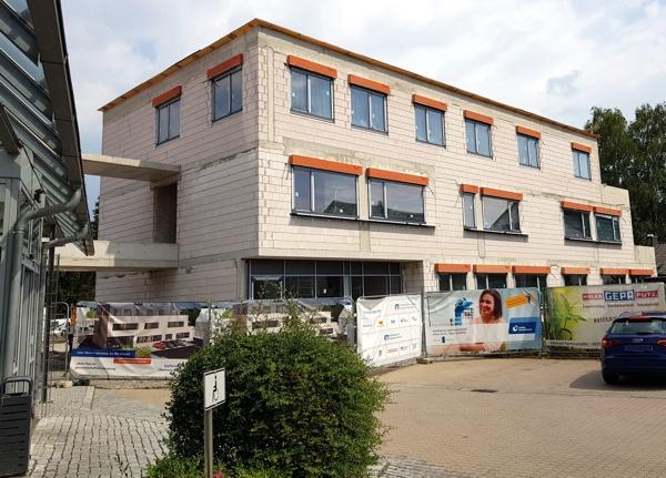 Einbau Fenster / Beginn Innenausbau (bis 07.2018)