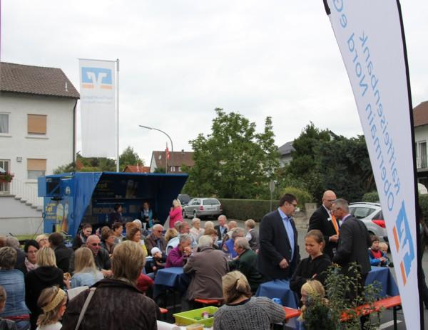 Raiffeisenbank Obermain Nord eG -  Neueröffnung KompetenzZentrum Schwürbitz