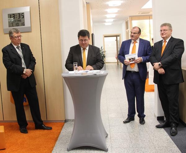 Tag der offenen Tür, Weismain, Raiffeisebank Obermain Nord eG, Udo Dauer