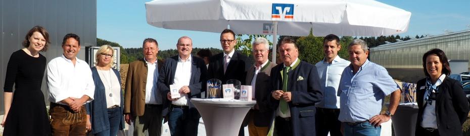 Scherzer & Boss, Tag der offenen Tür, Feulersdorf, Wonsees