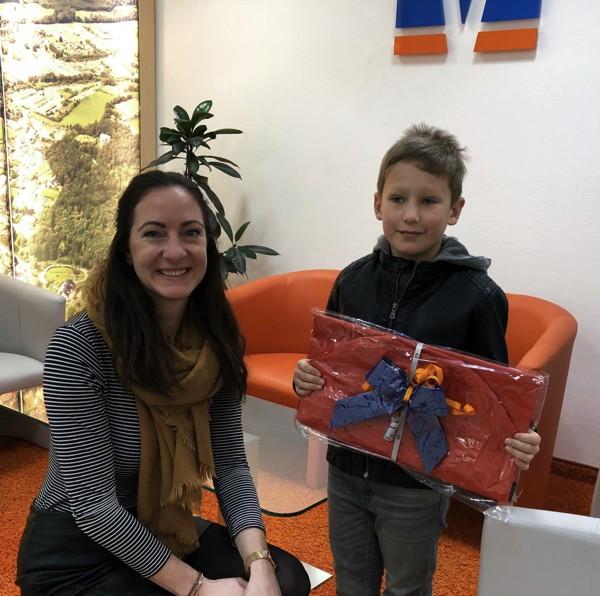 Gewinner Sparwochen-Gewinnspiel 2018