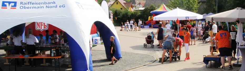 Straßenfest Altenkunstadt 2016