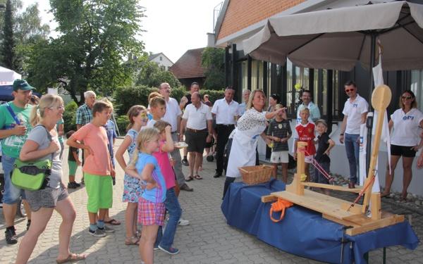 Straßenfest Altenkunstadt 2016, Raiffeisenbank Obermain Nord