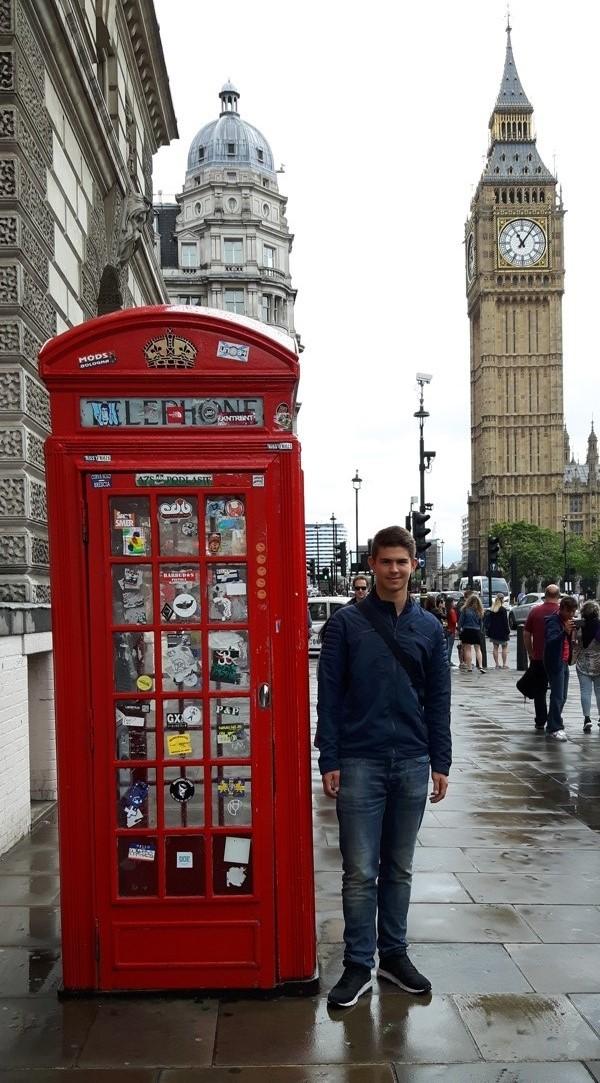 Studienreise, England, Raiffeisebank Obermain Nord
