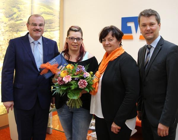 Anja Manzer-Knorr gewinnt ihre ganz persönliche Traumreise