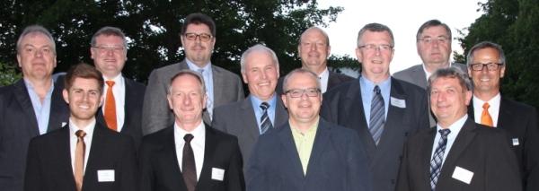 Vorstand der Raiffeisenbank Obermain Nord eG und der gesamte Aufsichtsrat