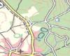 Wanderkarte, Altenkunstadt, Burgkunstadt, Weismain