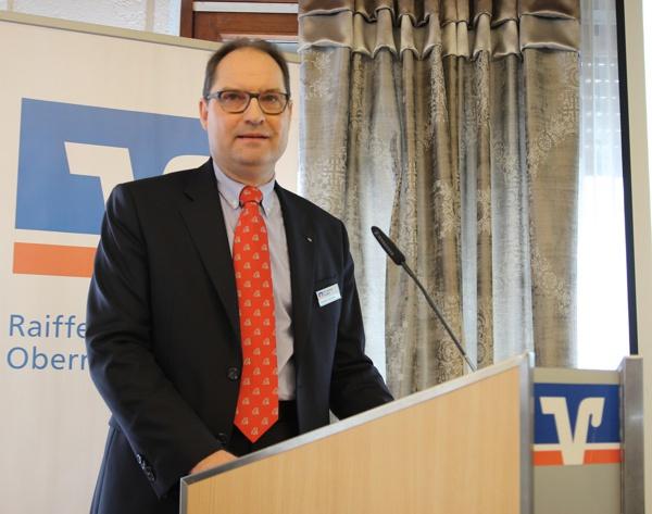 Agrarforum, Raiffeisenbank Obermain Nord eG
