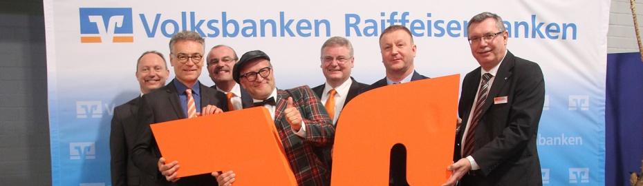 Dr. Oliver Tissot, Michael Grieser, Raiffeisenbanken, Altenkunstadt, Lichtenfels, Bad Staffelstein