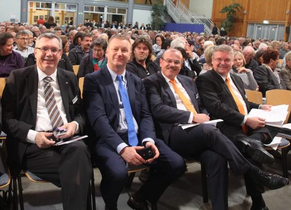 Raiffeisenbank Obermain Nord eG, AnlegerKolleg 2016