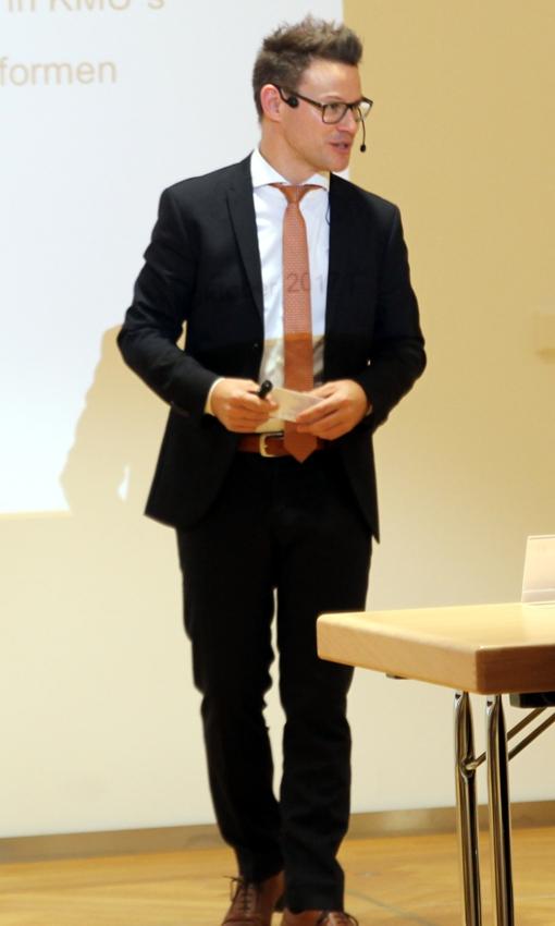 Patrick Mohm, Raiffeisenbank Obermain Nord